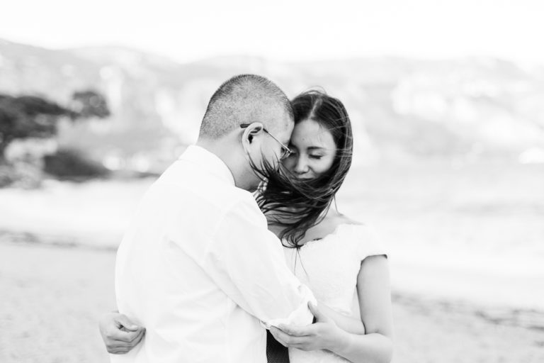engagement session french riviera