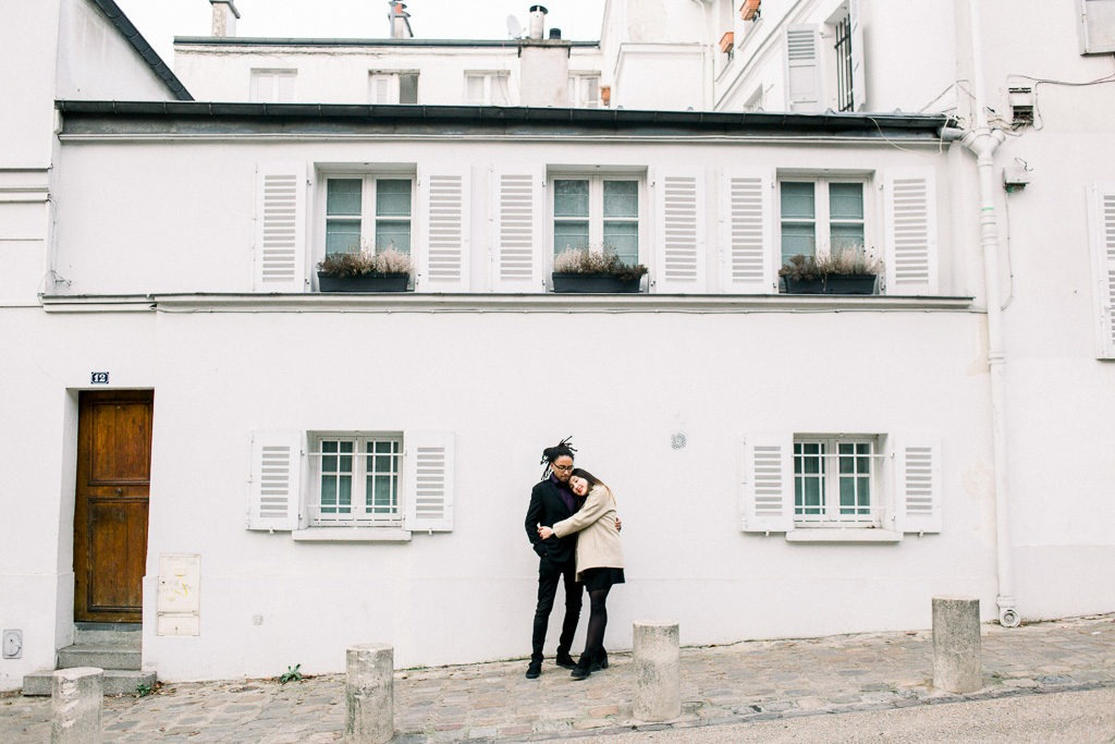 Couple photos Montmartre Claire Eyos 13