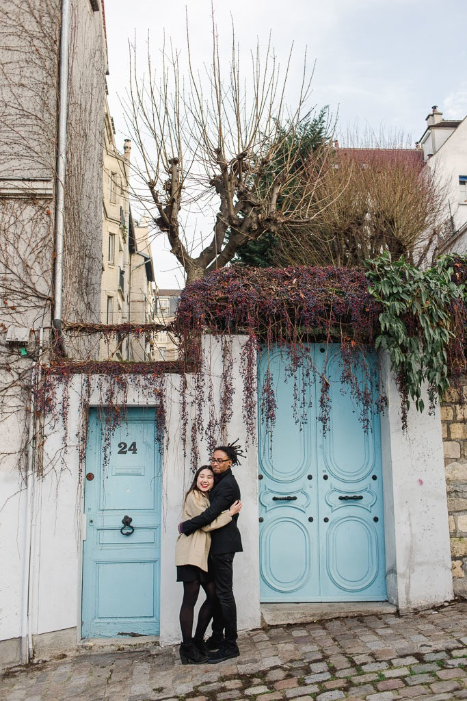 Couple photos Montmartre Claire Eyos 4