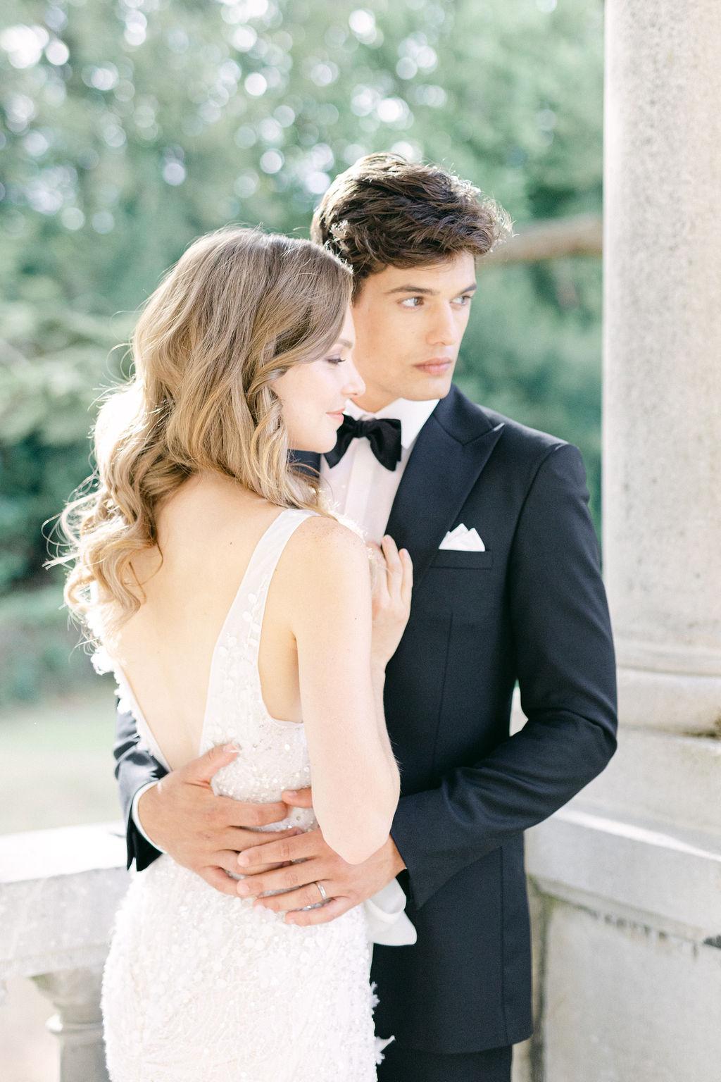 mariage fine art paris chateau bouffemont10