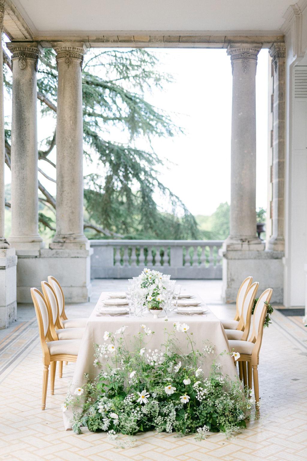 mariage fine art paris chateau bouffemont52